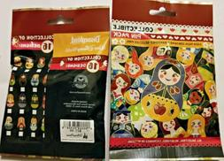 Disney Collectible Pin Pack NESTING DOLLS Mystery Bag of 5 P
