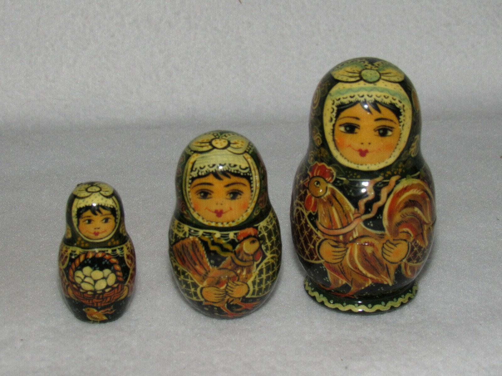 chicken and eggs flower maiden small 3